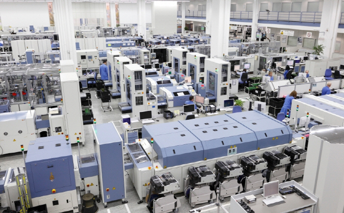 Electronics Works Amberg