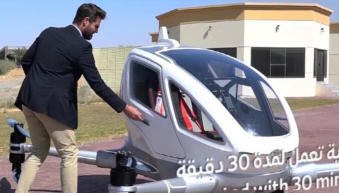 Sky taxi Dubai